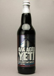 Great Divide Yeti Imperial Stout Espresso  Oak Barrel Aged