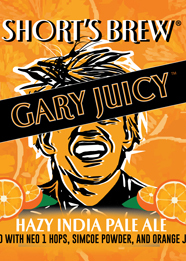 Shorts Gary Juicy IPA
