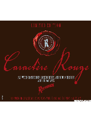 Rodenbach Caraectere Rouge