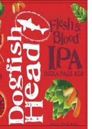 Dogfish Head Flesh And Blood IPA