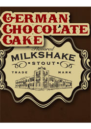 Rochester Mills German Chocolate Cake Milkshake Stout