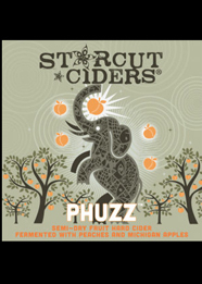 Starcut ciders Phuzz
