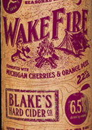 Blakes Wake Fire Cider