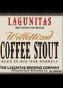 Lagunitas Willitized Coffee Stout