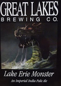 Great lakes Lake Erie Monster IPA